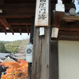 京都・実相院の紅葉
