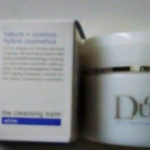 D.U.O. ザ クレンジングバーム ホワイト