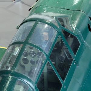 零戦 操縦席 -大和ミュージアム-