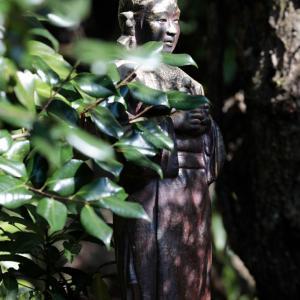 稚児像 -杉本寺-