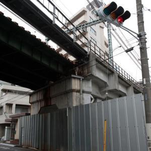 旧平沼駅をさがす