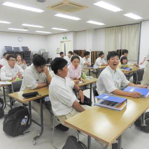 伊田テクノカレッジ(新入社員研修)~講義風景~