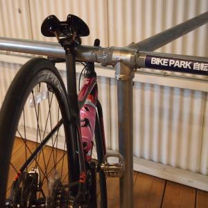 自転車のために痩せる
