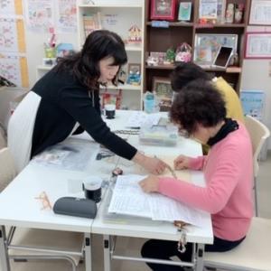 1/17★ビーズアクセサリー講座【北野田教室】