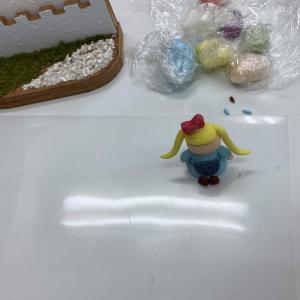 3/25★樹脂粘土講座【北野田教室】