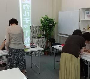 7/4 上質なビーズジュエリー講座★☆【なかもず】