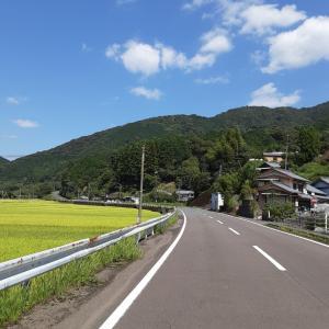 the blue island横断ツーリング3日目2