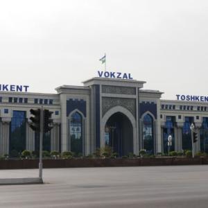 ロコモティフスタジアム(ウズベキスタン・タシケント)でACL2021集中開催。タシュケントはきれいな街だよねー。