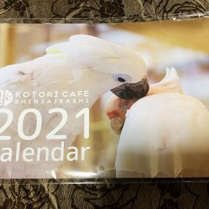 1464:小鳥カフェさんからお届け物です。