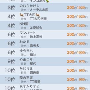 【十球ナイン】J.Sさん満点達成!!【鉄人戦】