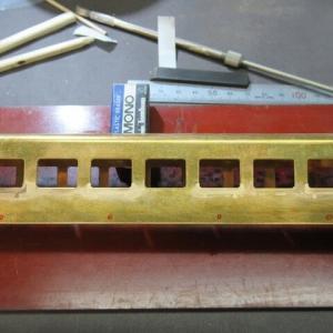 モハ80ー300・テーパーミスの修復