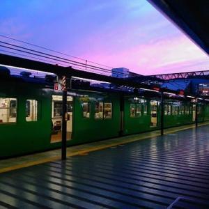 お気楽写真館(23) Kyoto Station Track 0