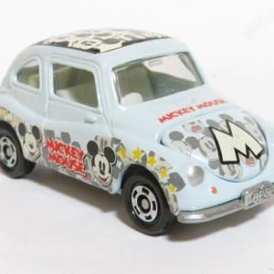 Dトミカ スバル360 ミッキーマウス