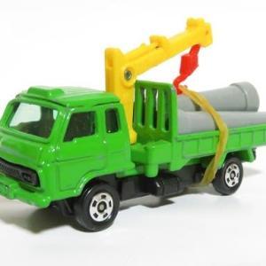 ジャンクトミカ コンドル クレーン付トラック