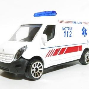 マジョレット ルノー マスター ドイツ救急車