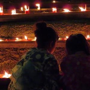 千燈祭の夜 【お気楽写真館183】