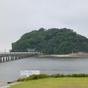 三河湾国定公園  竹島へ(2013年)