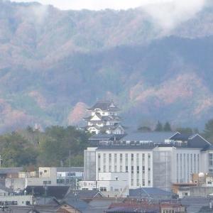 初秋の伊賀上野城【お気楽写真館225】
