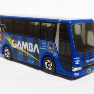 限定トミカ ガンバ大阪バス