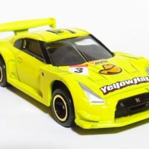 絶版トミカ 日産 GT-R レーシングカー