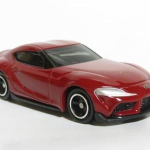 トミカ8月の新車 GRスープラ 実車写真も!