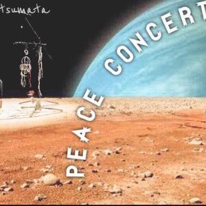 【Peace Concert】星詠みセラピストとのコラボレーション