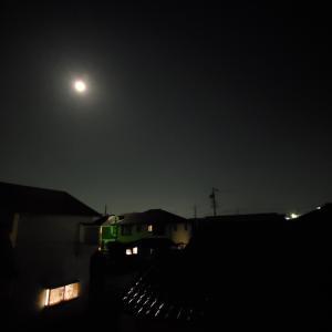 満月に祈る