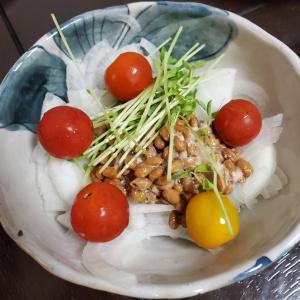 生野菜サラダの効果