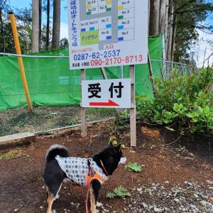 成功山オートキャンプ場!①  2021/5/2