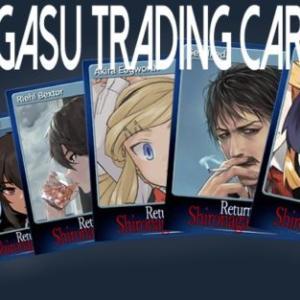 Steam雑審査とトレーディングカードリリース