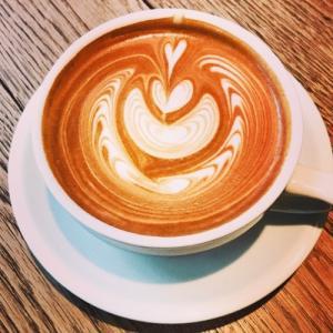 【渋谷】streamer coffee company でカフェラテ【コーヒー】