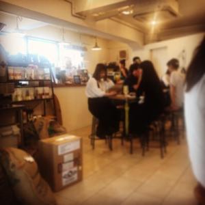 【新宿】All Seasons Coffee でプリンとカフェオレ♪【おやつ】