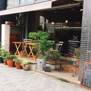【新宿】BOWLS cafeでプリンとサラダボウルランチ♪【グルメ】