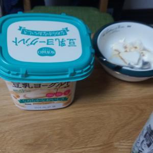44クール(8日目)~豆乳ヨーグルトを寄せ豆腐に見立てて~