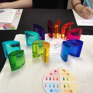 6月23日(日)キレイデザイン学お茶会を開催しました。