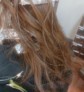 気分転換のハイライトとローライトと白髪染め