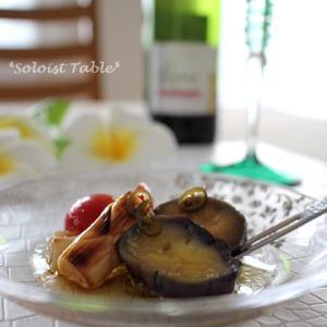 夏の「ちょい飲み」に、オリーブオイルとポン酢で作る簡単マリネ