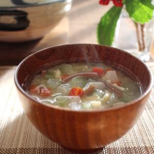 箸が止まらない味噌汁!津軽の『けの汁』