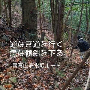 書写山登山(置塩坂参道⇨清水坂ルート)下り編