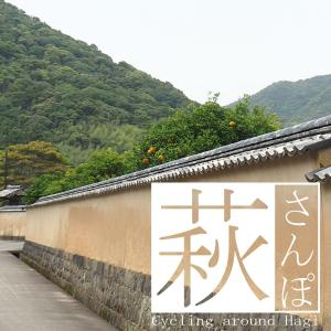 JR山陰本線横断 観光一人旅(レンタサイクルで萩観光)
