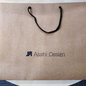 アサヒ・デザイン紙手提げバッグ
