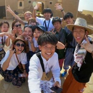 【タビイク】5日目!神のSOS!体調不良のメンバーに素早く対応する優しい引率!