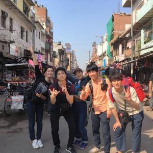 【タビイク】個性豊かなメンバー5人の初インド旅!!