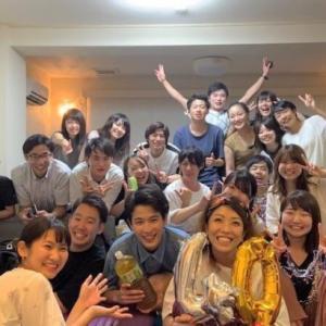 第2回タビイクゆきんこ引率同窓会in東京!〜夜の部〜