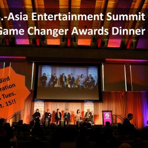 RAIN(ピ)US-Asia Entertainment Summit