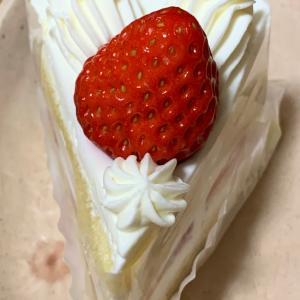 おやつの時間 ショートケーキ