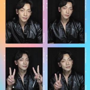 RAIN(ピ)KCON:TACT HI 5