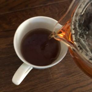 あったかいほうじ茶のおいしい季節