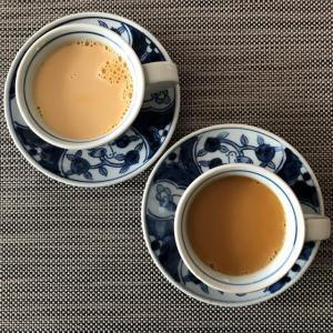 少し早めのある日、父の日にコーヒーを。