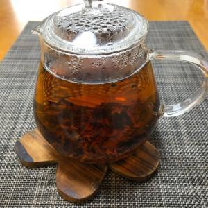 茶葉のジャンピングを楽しむ